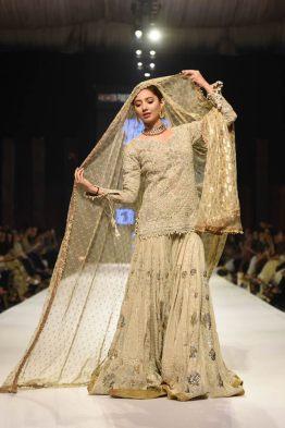 Mahira Khan on ramp