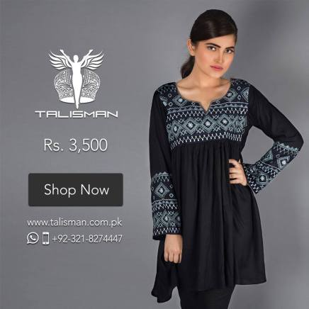 Embroidery & design inspired by the timeless culture of Afghanistan. A simple design, yet esthetic for your wardrobe