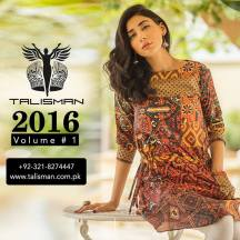 The pride of Sindh 'AJRAK' designed in TALISMAN version, with it's bold cut and fusion of original leather with laser cut makes it the most eye prevailing product