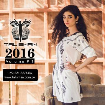 Fusion of both eastern and western. Its ethnic embroidery with simple cut makes it tempting