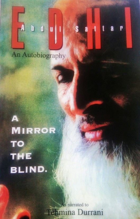 Edhi! mirror to the Blind