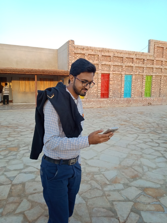 A Trip to Jamshoro