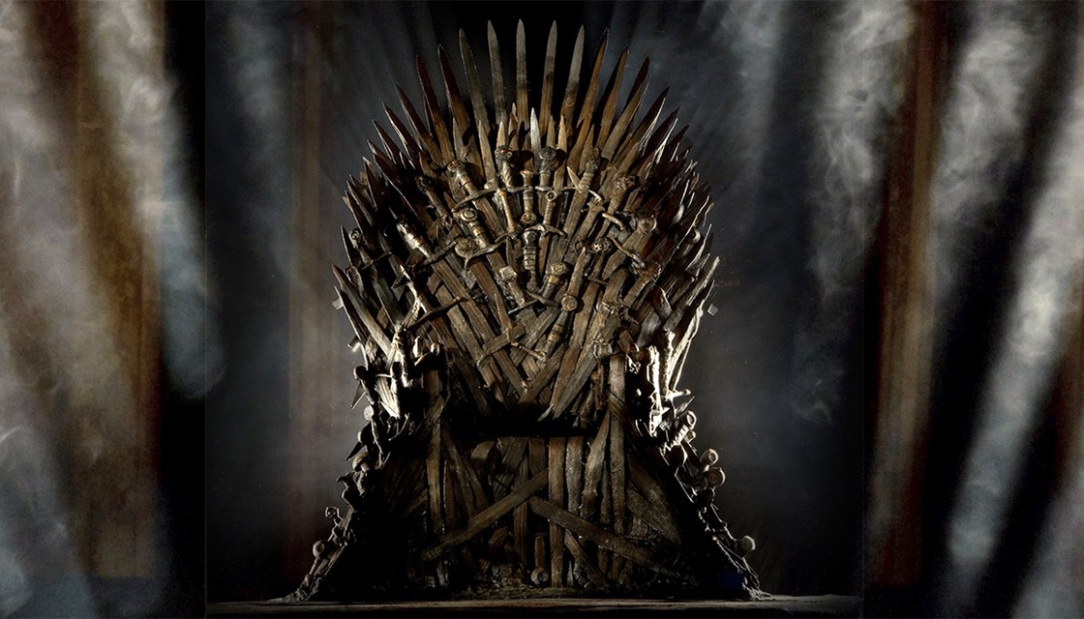 Game of Thrones 8 The Iron Throne